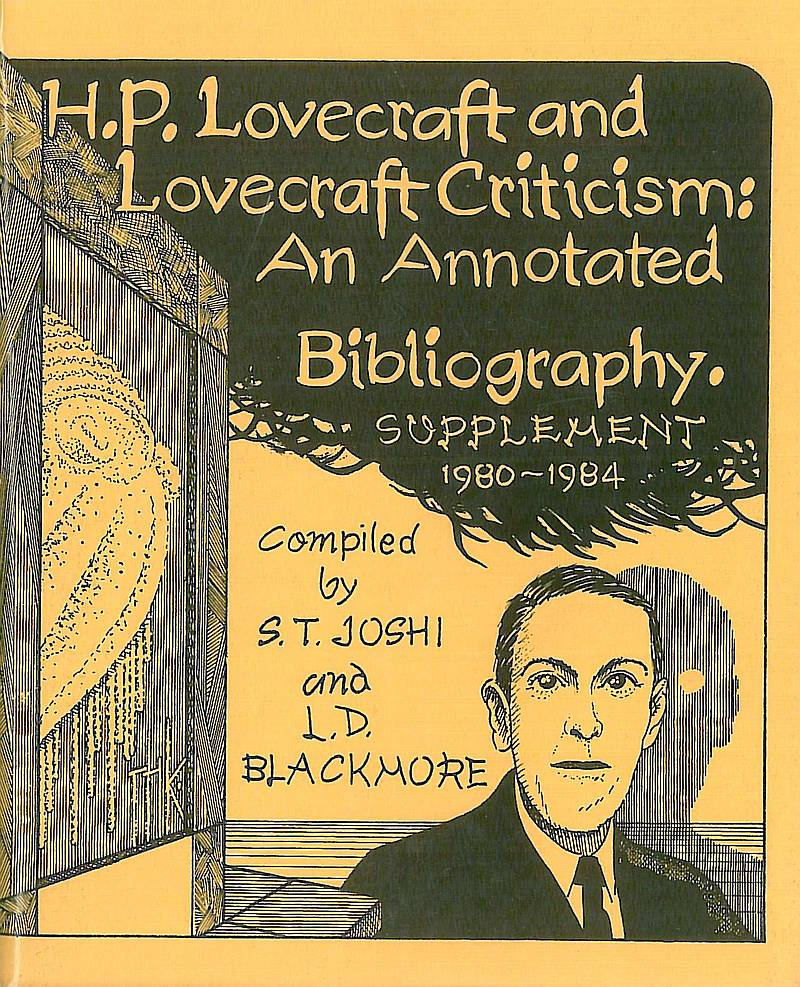 magyar h p lovecraft port aacute l h p lovecraft lovecraft criticism an annotated bibliography supplement 1980 1984